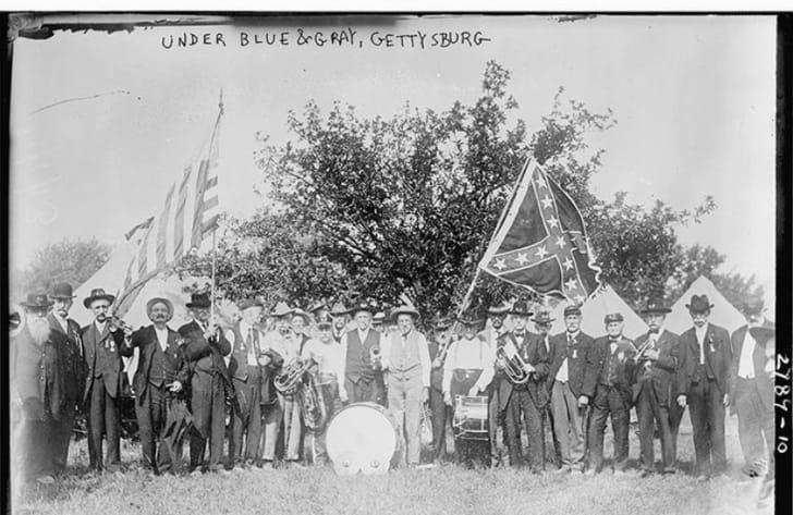 Gettysburg at 50