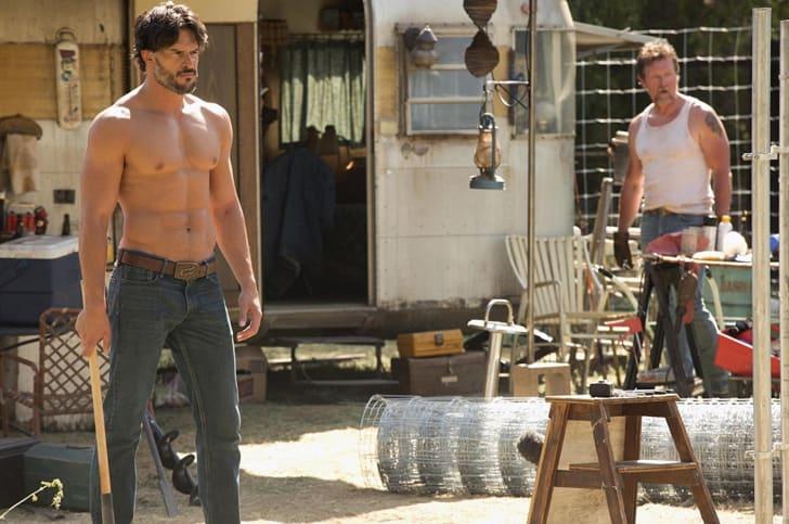 Joe Manganiello in 'True Blood'