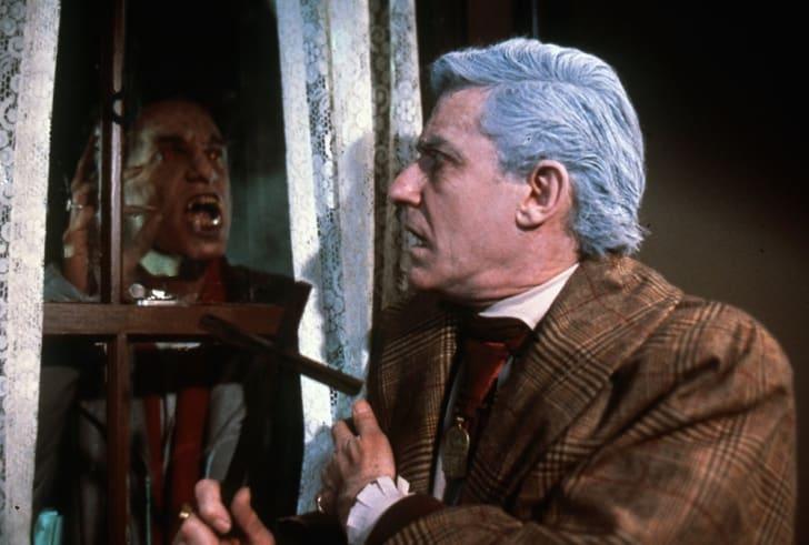 Roddy McDowall in Fright Night (1985)