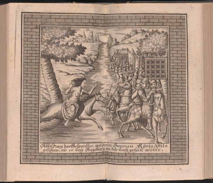 David Hauber Eberhard, 1695 to 1765, Bibliotheca acta et scripta magica: Gründliche Nachrichten und Urtheile von solchen Büchern und Handlungen, welche die Macht des Teufels in leiblichen Dingen betreffen.