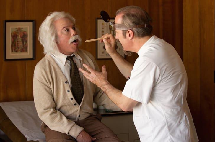David Cross and Bob Odenkirk star in 'W/ Bob and David'