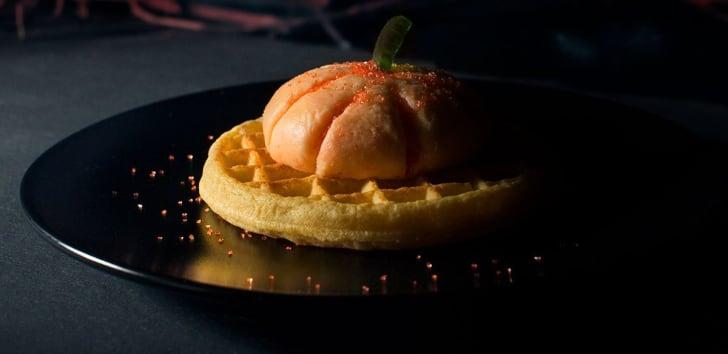 Eggo waffle.