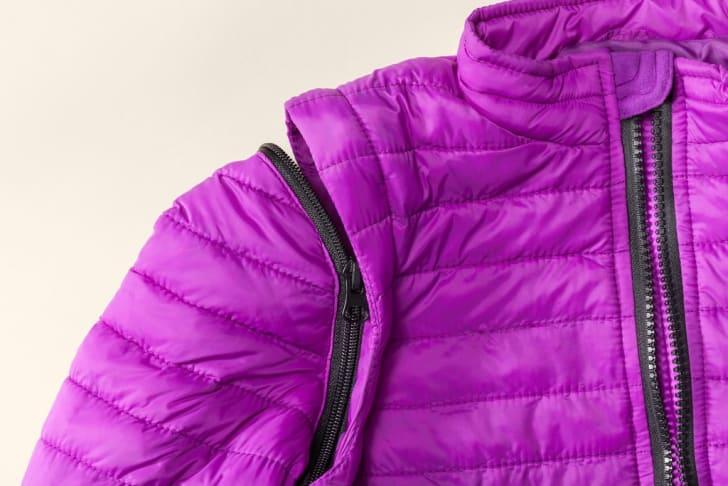 Adaptive jacket from Target.