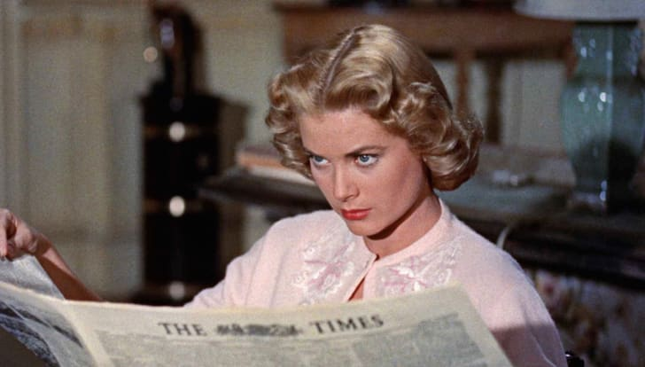 Grace Kelly in 'Dial M for Murder' (1954)
