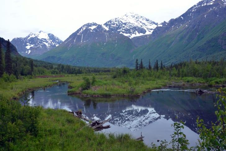 Eagle River Alaska