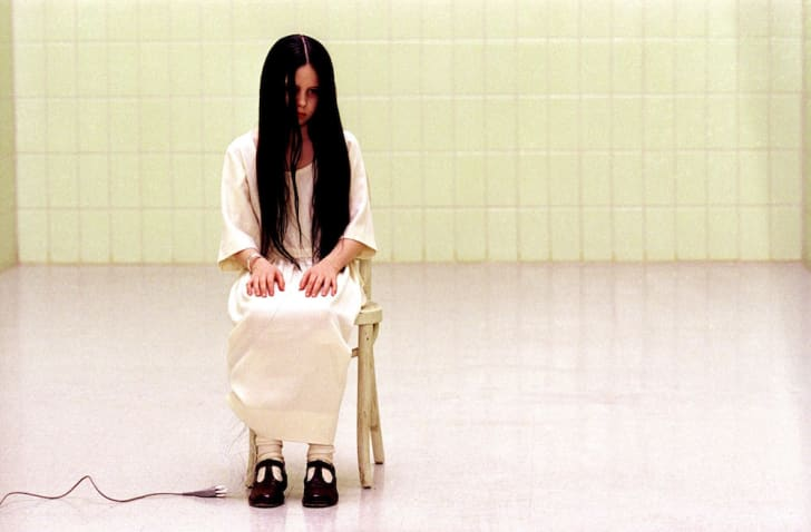 Daveigh Chase in 'The Ring'