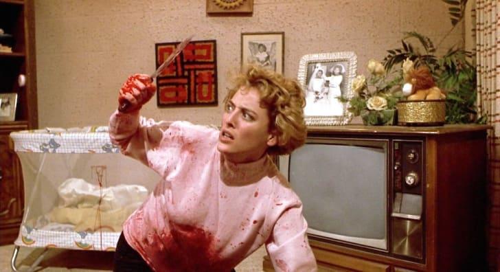 Virginia Madsen stars in 'Candyman'