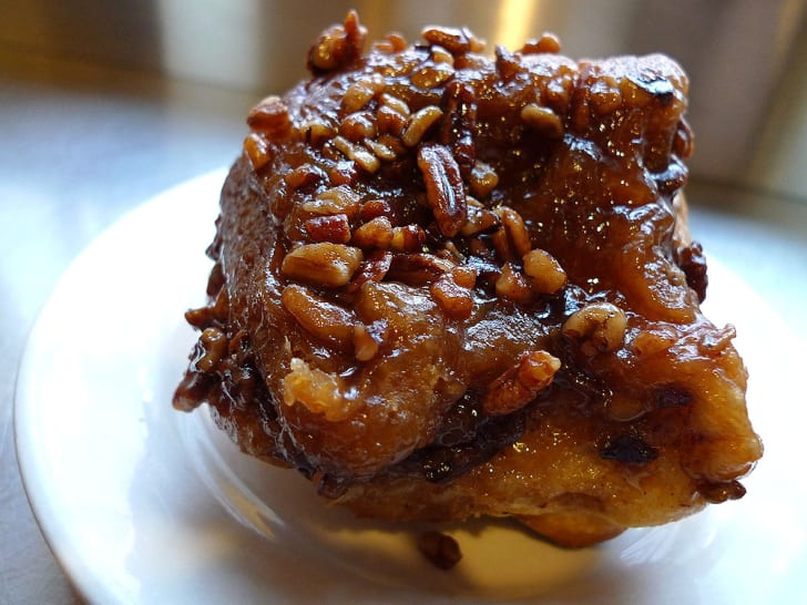 Flour Bakery and Cafe Sticky Bun