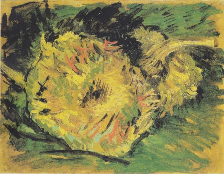 Vincent van Gogh's 'Sunflowers'