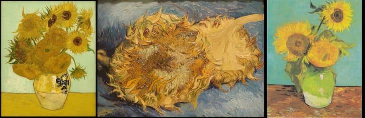 Vincent van Gogh's Arles 'Sunflowers'