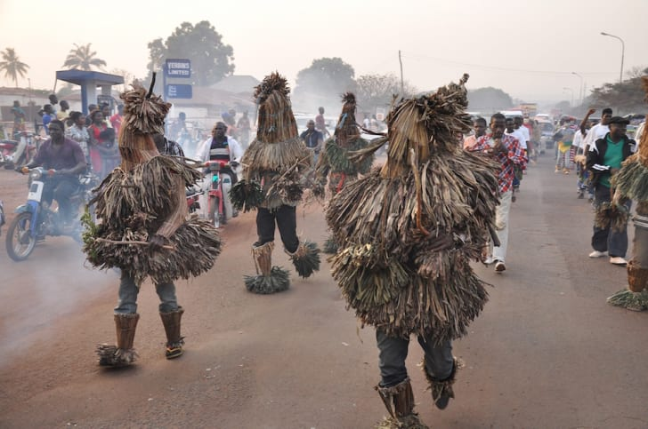 Photo of Odo Festival in Nigeria