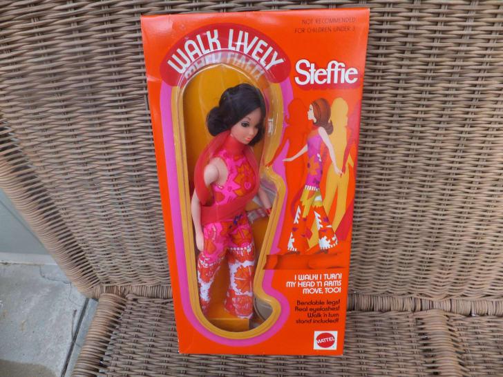 Walk Lively Steffie doll