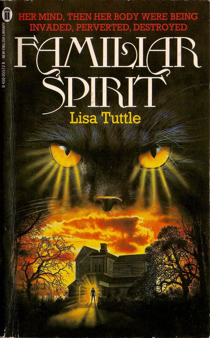 """The cover of Lisa Tuttle's """"Familiar Spirit"""""""