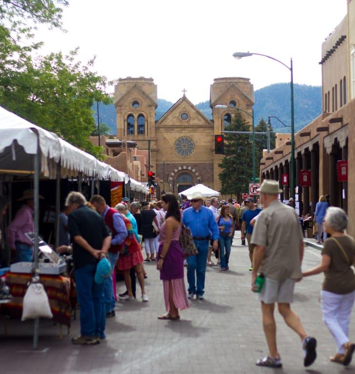 2017 Santa Fe Indian Market