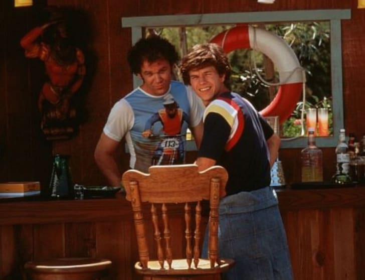 John C. Reilly and Mark Wahlberg in 'Boogie Nights'