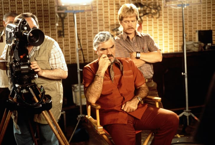 Burt Reynolds stars in 'Boogie Nights'