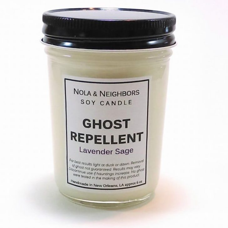 Ghost Repellent candle by Nola And Neighbors