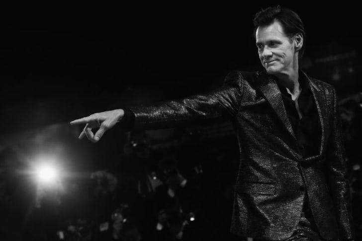 A photo of Jim Carrey