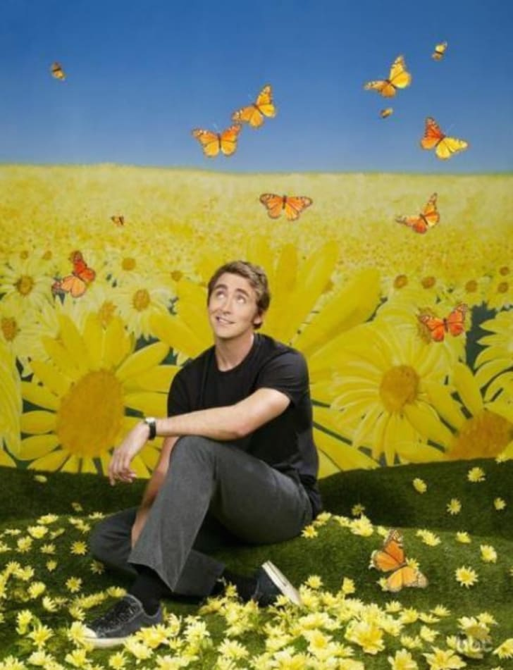 Lee Pace stars in 'Pushing Daisies'