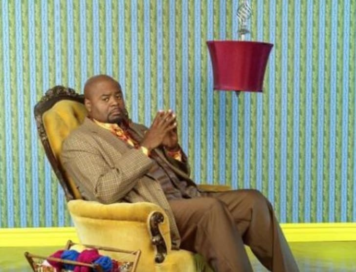 Chi McBride in 'Pushing Daisies'