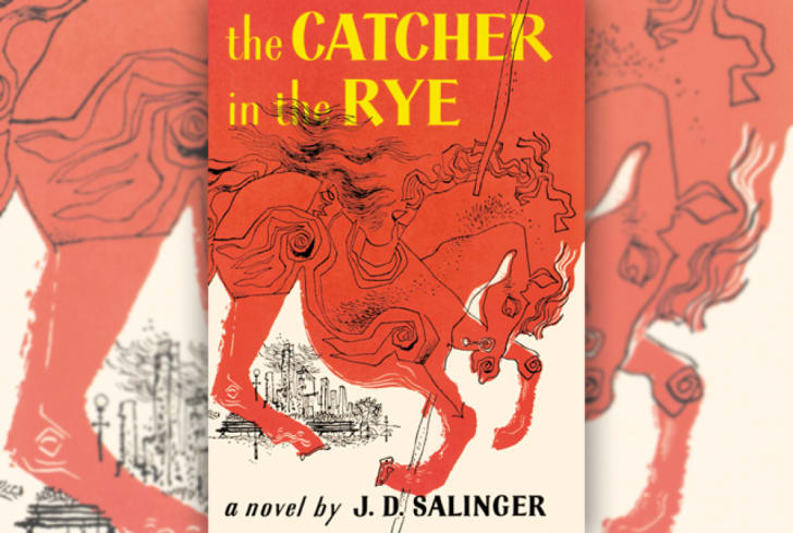 Cover of The Catcher in the Rye