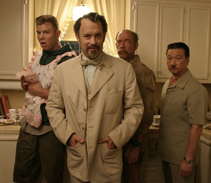 A still from the Coen Brothers' 'The Ladykillers.'