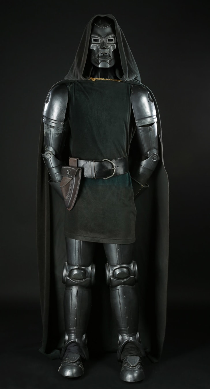 The Doctor Doom costume from 1994's 'Fantastic Four'