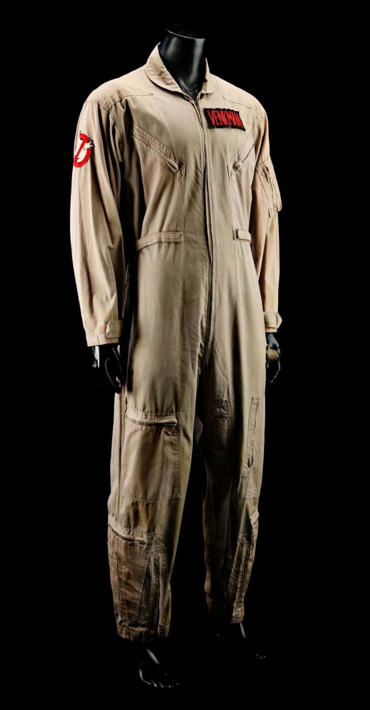 Bill Murray's jumpsuit from 'Ghostbusters'