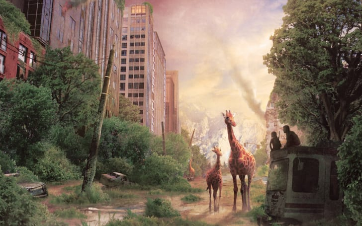 """Orioto's piece """"Journey's End"""" based off the video game """"The Last of Us"""""""