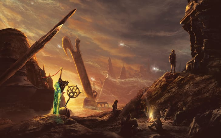 "Orioto's piece ""To Zanarkand"" based off the video game ""Final Fantasy X"""