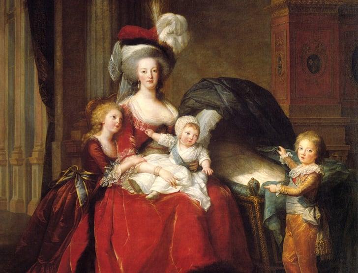 MARIE ANTOINETTE AND HER CHILDREN