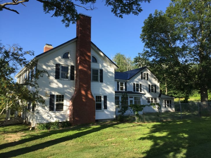The Orrington, Maine home that inspired author Stephen King's famed novel 'Pet Sematary' is up for sale.