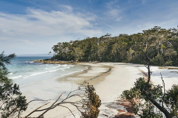 Jervis Bay, Australia.