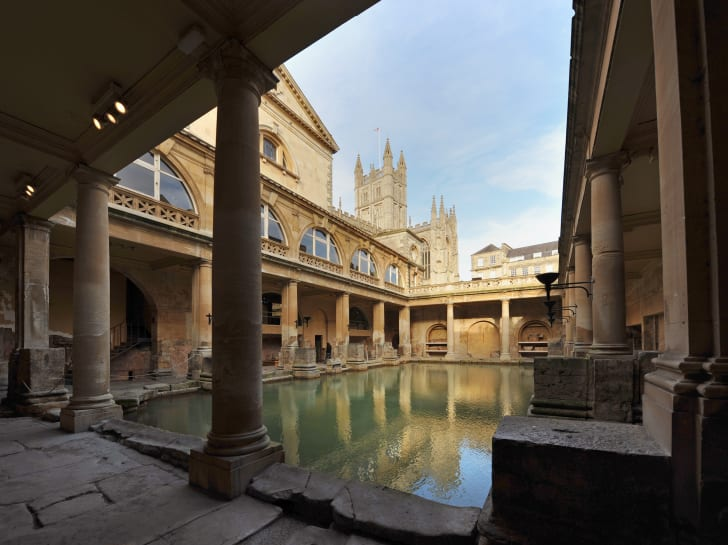 Bath, England.