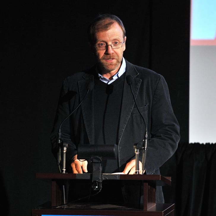 George Saunders speaks at The 2009 New Yorker Festival