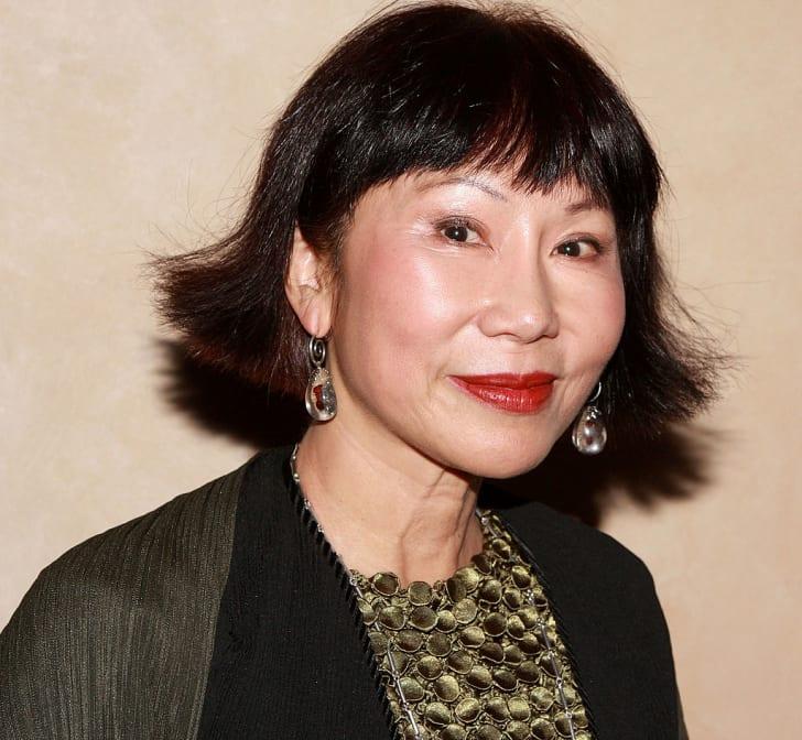 Author Amy Tan
