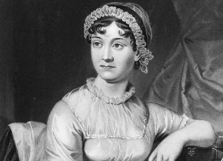 English novelist Jane Austen
