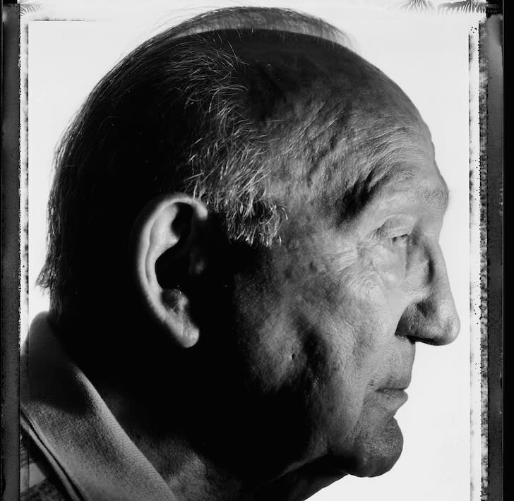 Portrait of Carmen Basilio.