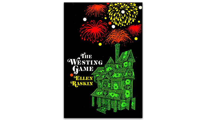 The cover of 'The Westing Game'