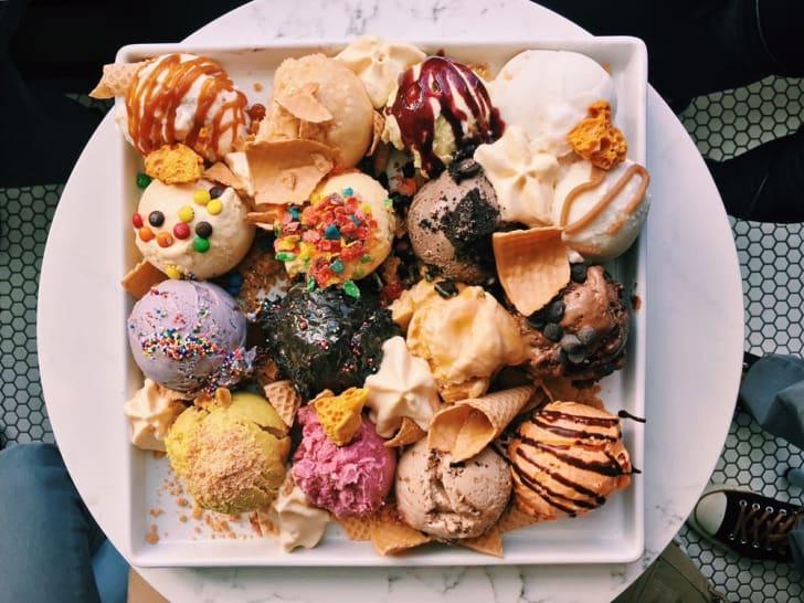 Milkjam ice cream flavors