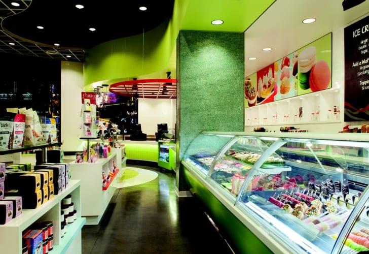 BLVD Creamery interior