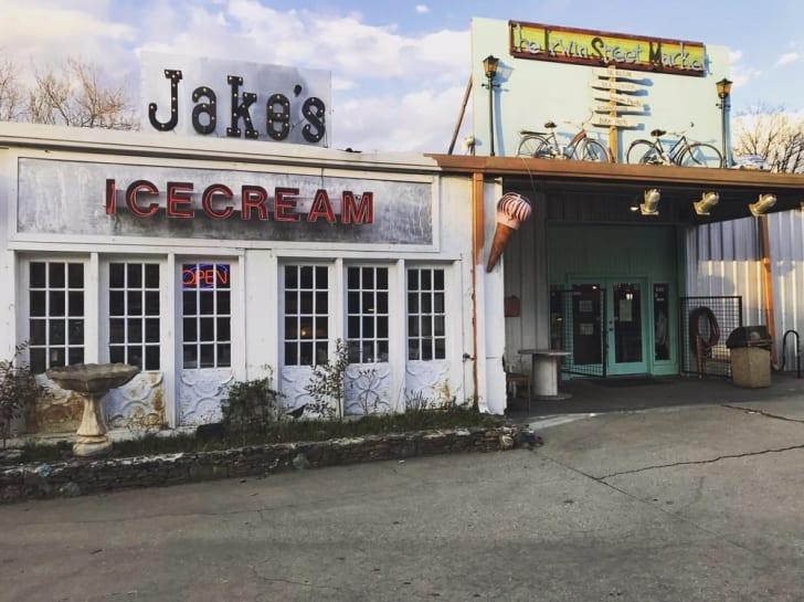 Jakes Ice Cream