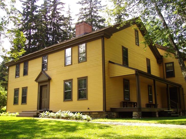 Herman Melville's Arrowhead, Pittsfield, Massachusetts