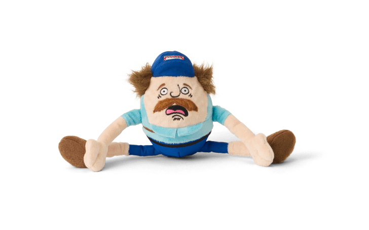 Mailman Dog Toy