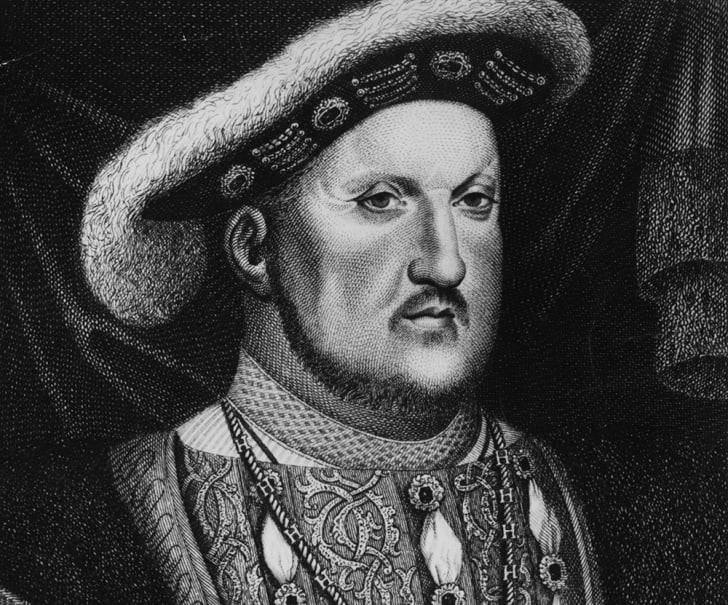 A portrait of Henry VIII