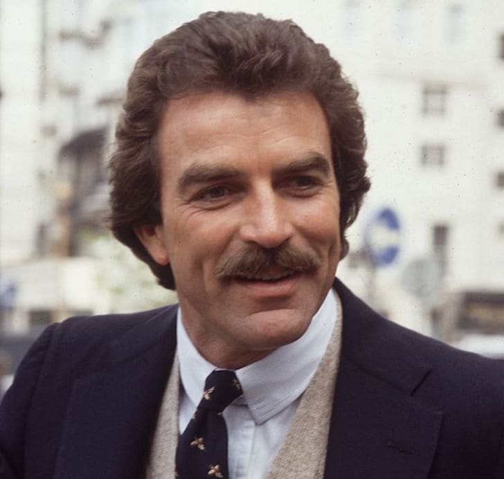 'Magnum, P.I.' star Tom Selleck