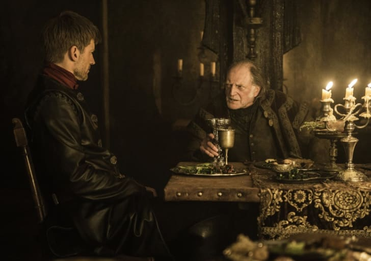 David Bradley as Walder Frey in 'Game of Thrones'