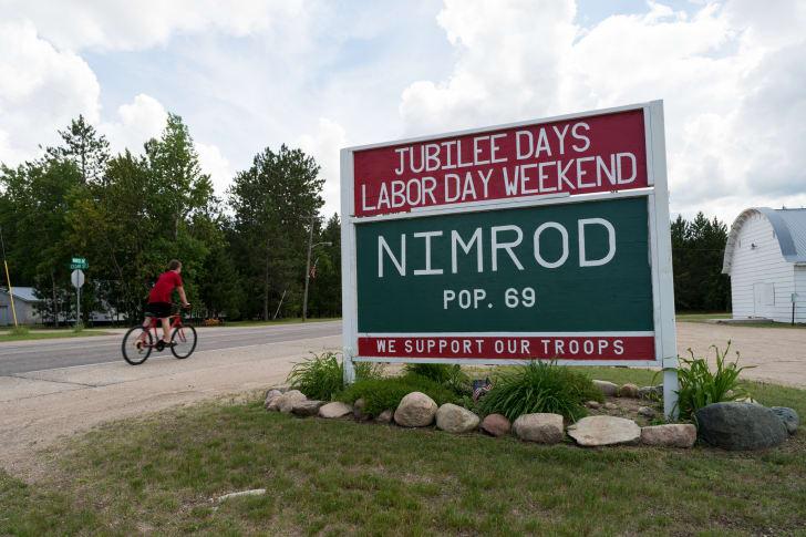 Nimrod Minnesota