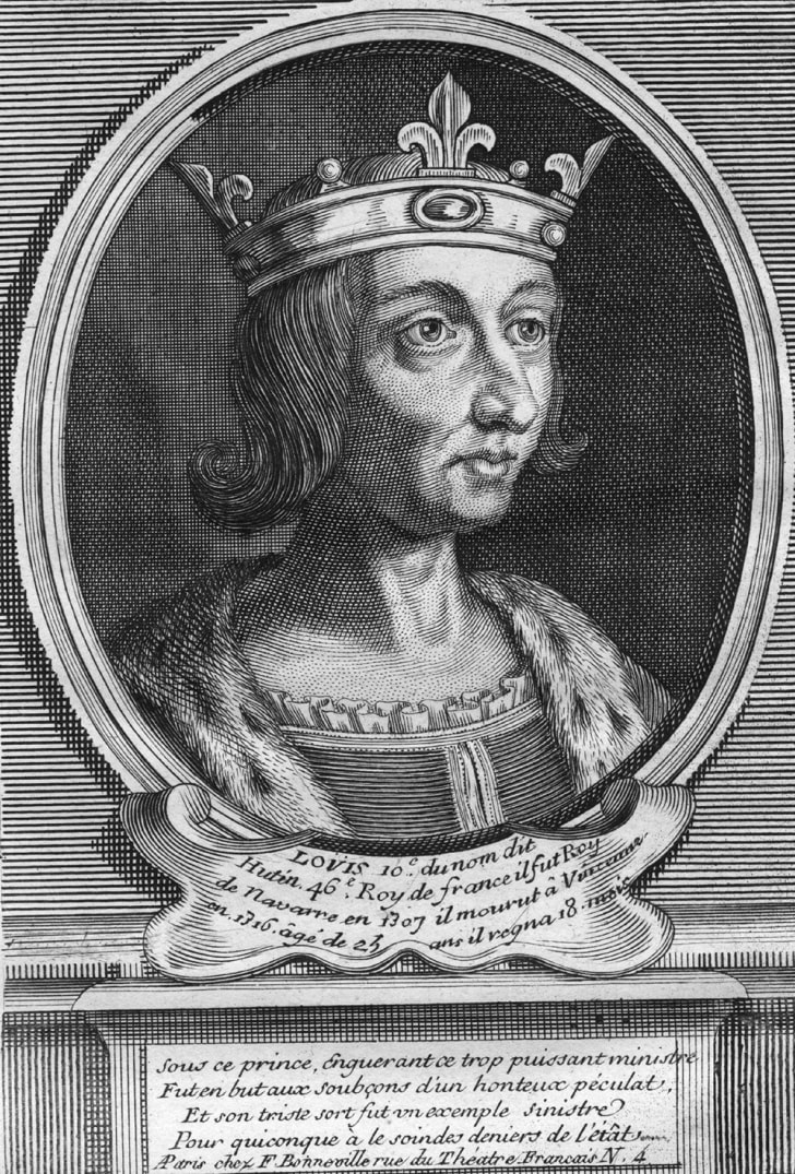 Louis X of France