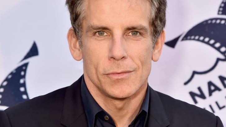 This is an image of Ben Stiller.
